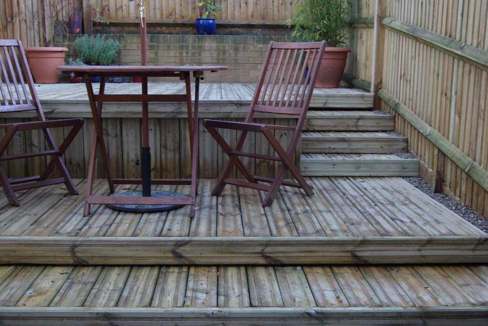 Decking - click to enlarge